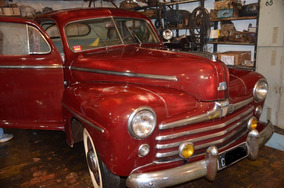 Ford Coupe-fauze