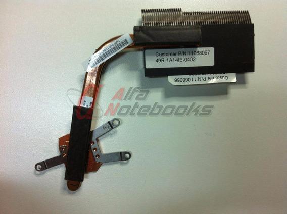 Ds28 Dissipador Calor P/ Processador Positivo Unique N4100