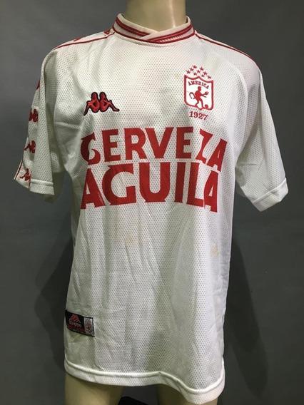 Camisa America De Cali #13 De Jogo Ano 2000
