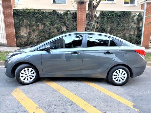 Hb20s Hyundai 1.6 Comfort Plus 16v Flex 4p Automático