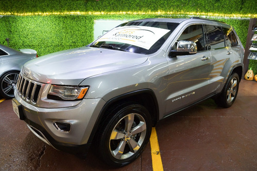Imagen 1 de 14 de Jeep Grand Cherokee Limited 2015 Blindado