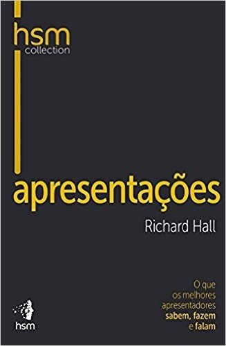 Hsm Collection Apresentações Livro Richard Hall Frete 9