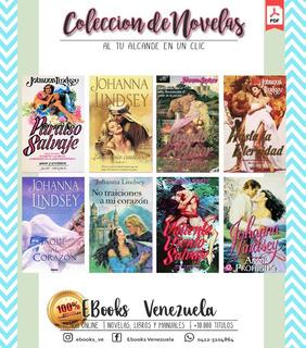 Colección Novelas Románticas - Johanna Lindsey