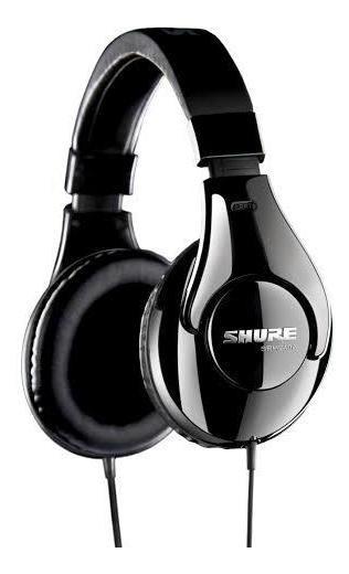Fone Shure Srh 240a Original Novo