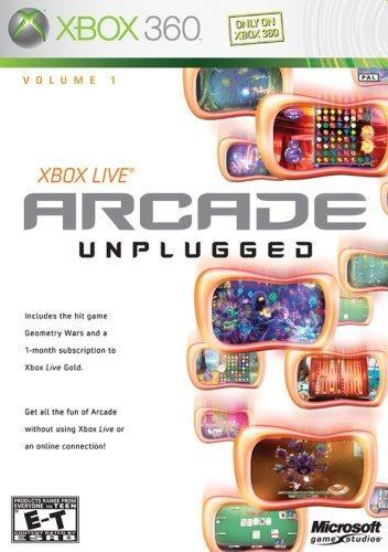 Xbox Live Arcade Desconectado