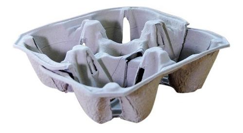 Portavasos De Carton Biodegradables Ecologicos Caja 50 Pz