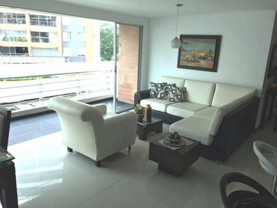 Apartamento En Venta Pance 881-49