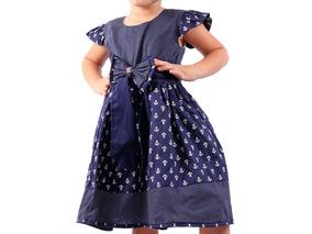 Kit 10 Vestidos Infantil Festa Casual Algodão Atacado