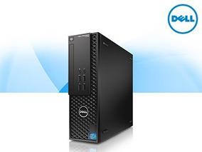 Mini Workstation Dell Precision T1700 Sff - Xeon - Ssd - 8g