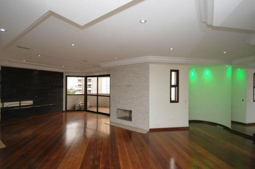 Imagem 1 de 30 de Apartamento Residencial À Venda, Tatuapé, São Paulo. - Ap2345
