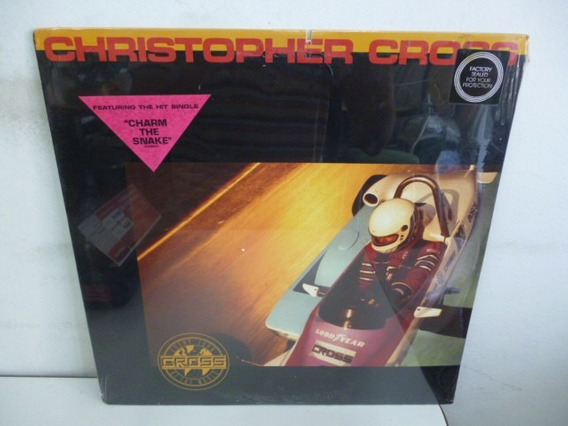 Chistopher Cross Every Turn Of The World Vinilo Nuevo