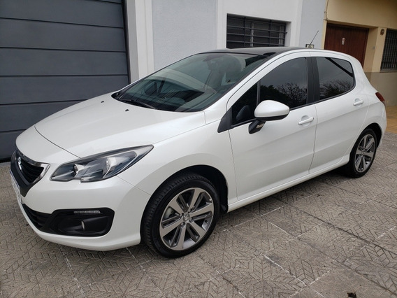 Peugeot 308 1.6 Allure Pack Thp Tiptronic 2018
