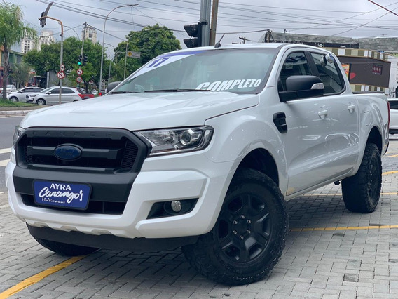 Ford Ranger Xlt 2.5 16v 4x2 Cd Flex 2016/2017