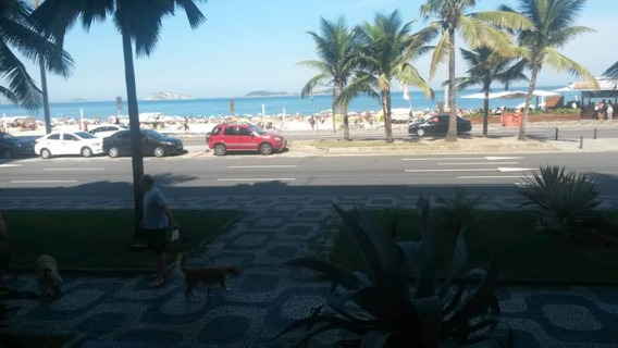 Av. Delfim Moreira - De Frente Para A Praia