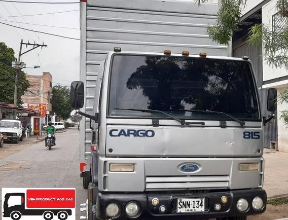 Ford Cargo Modelo 2007