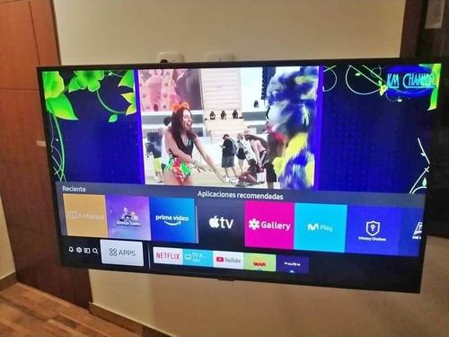 Televisor Samsung De 43 Pulgadas Smart Tv
