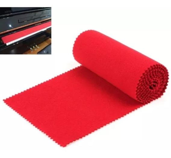 Pano Tecido Proteção Protetor De Teclas Para Piano Teclado