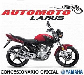 Yamaha Ybr 125 Ed Full 2017 Automoto Lanus