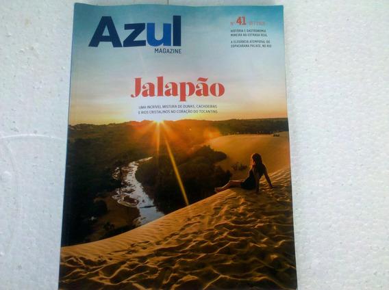 Azul Magazine Nº 41 Set. 2016 Jalapão