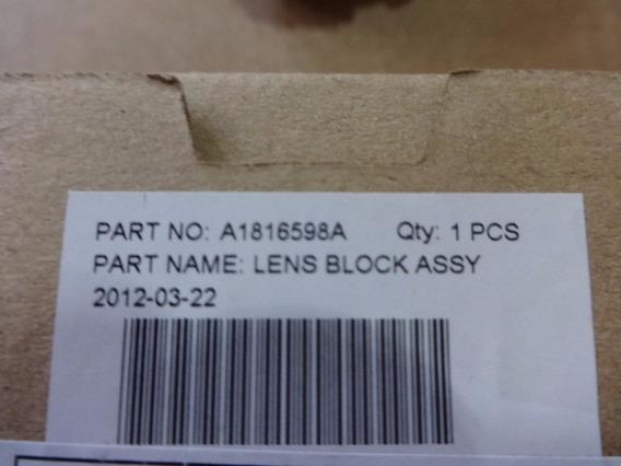 Bloco Otico Dsc-s3000 Novo Original Sony - A1816598a