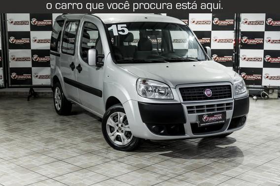 Fiat Doblo Essence 1.8 Flex 16v 5p 2015