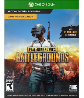 Battlegrounds (pubg) Xbox One Código Digital