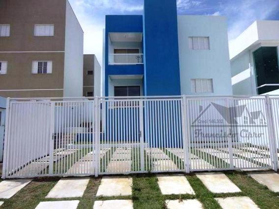 Apartamento A Venda No Bairro Jardim Bela Vista Em - Ap136-1