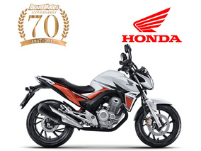 Honda Cb Twister 250 Nueva Disponible Avant Motos