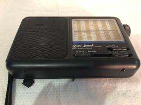 Rádio A Pilha Lenoxx R$100,00 + Frete