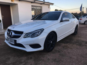 Mercedes Benz Clase E 250 Coupe Extra Full