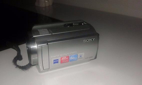 Filmadora Sony- Modelo: Dcr-sr68