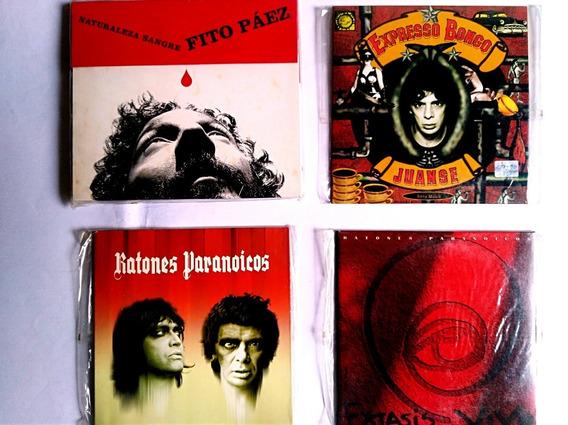 Rock Argentino 3 Cd A Elegir Por $ 490 Pappo Vox Dei Ratones