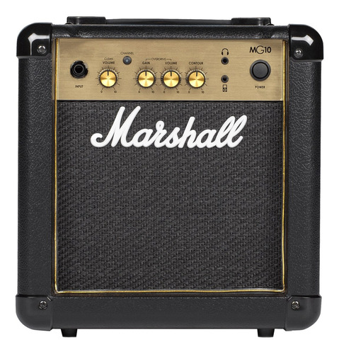 Amplificador Guitarra Electrica Marshall Mg10cf 8  10 Watts