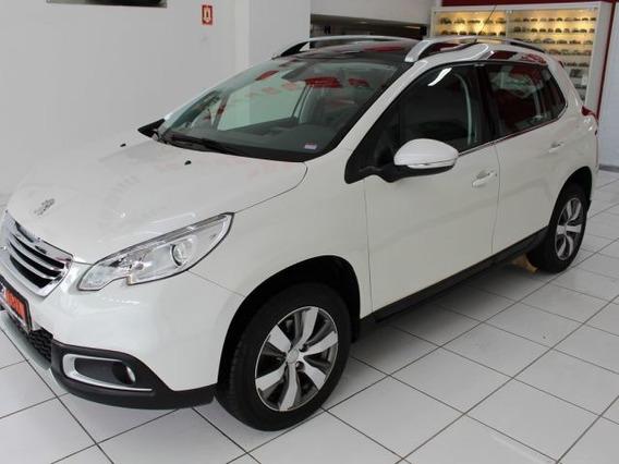 Peugeot 2008 Griffe 1.6 16v Flex., Top De Linha, Kqy5125