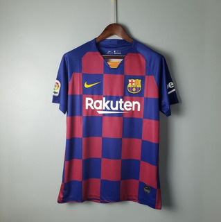 Nova Camisa Barcelona Titular Temporada 2019 2020