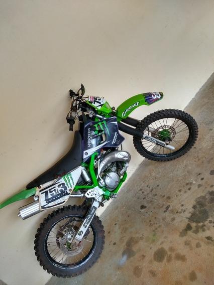 Kawasaki Kdx 220 R