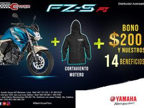 Motocilceta Yamaha Fz S Fi Nueva Promocion!!