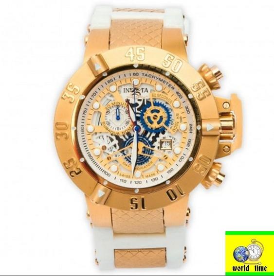 Relógio Eskeleto Prova D Agua Frete Gratis 12x,............