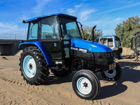 Tractor New Holland 6635 ¡seminuevo! Importado