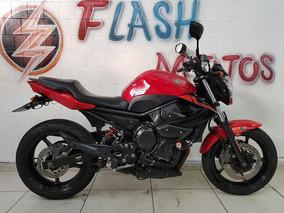 Yamaha Xj6n - 2012 Vermelha