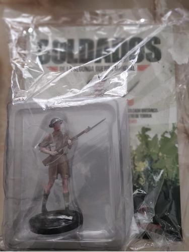 Colección De Soldados De La Segunda Guerra Mundial.