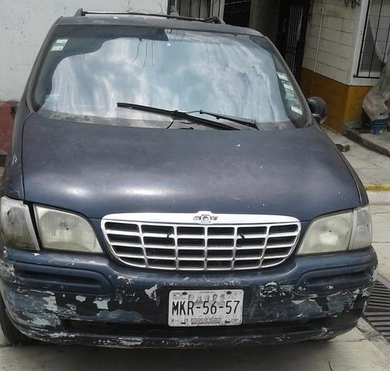 Chevrolet Venture Ls Larga