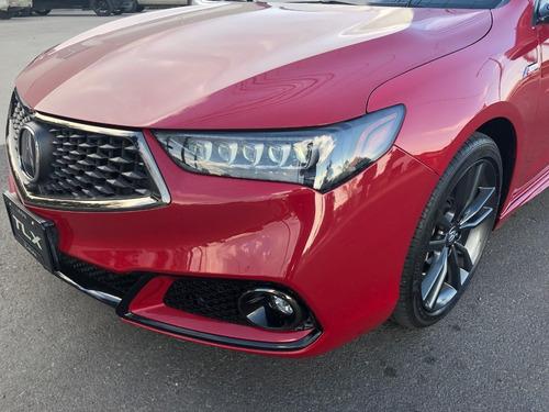 Acura Tlx 2018 A-spec Demo