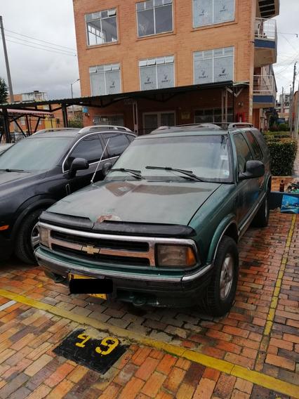 Chevrolet Mini Blazer 4x4