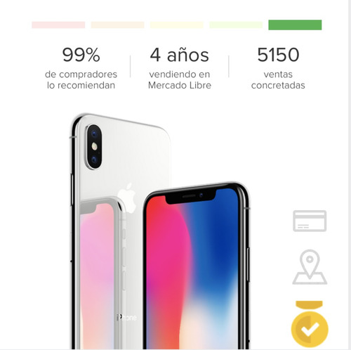 iPhone X - Xr - Xs  | 64gb 128gb 256gb| G A R A N T I A