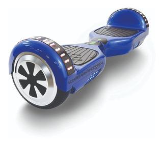 Scooter Electrico Patineta Bateria Samsung Ruedas Led Blueto