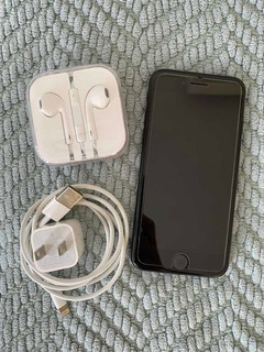 iPhone 7 Preto 128gb