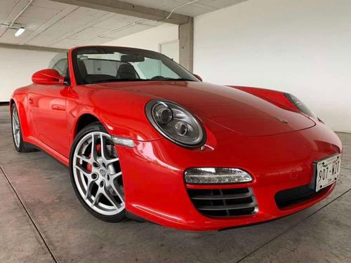 Imagen 1 de 15 de Porsche 911 Carrera 4s Cabriolet