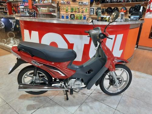 Mondial Max Ld 110 Okm Aleacion Y  Disco Tamburrino Motos