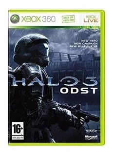 Halo 3 Odst Para Xbox 360 Nuevo
